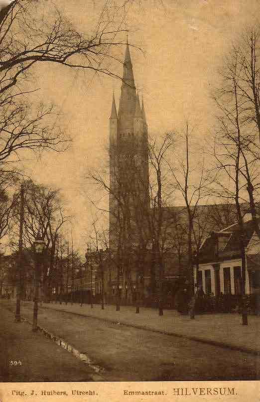 Emmastraat 1908