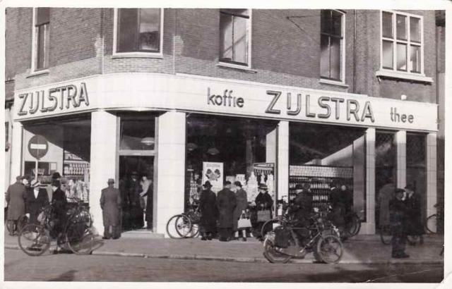 Kerkstraat 1950