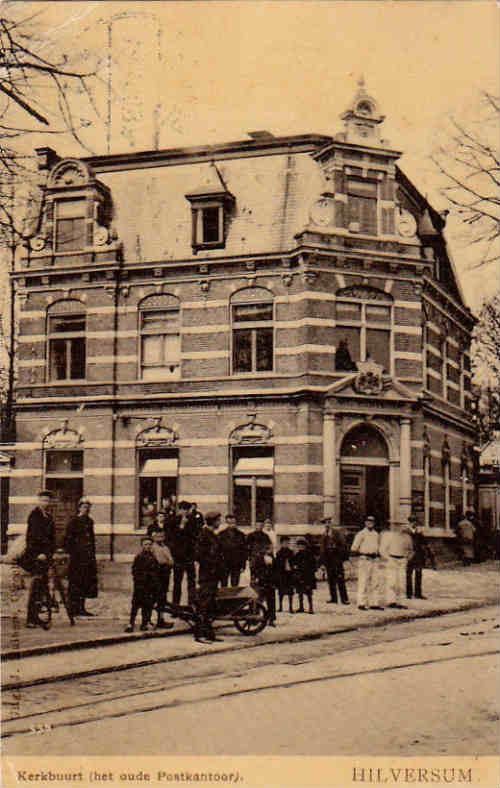 Kerkbrink 1908