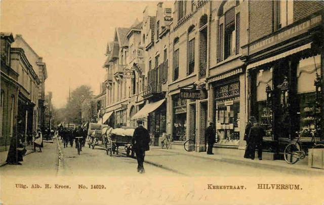 Kerkstraat 1907